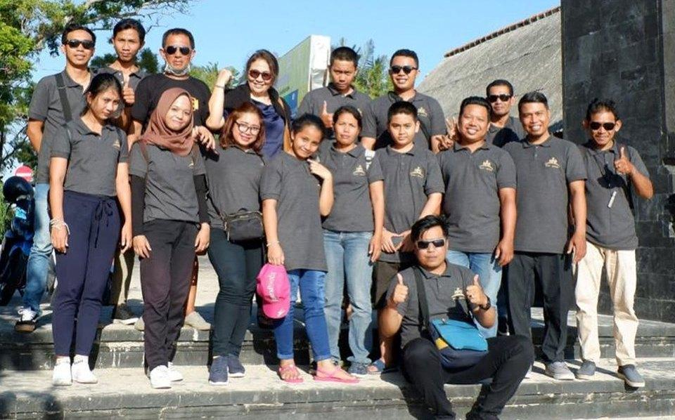 Visa Services Bali about MPG - Team