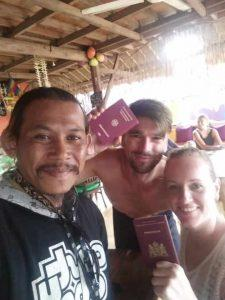 Visa Services Bali success 1